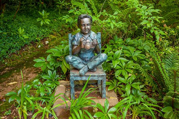 Stokes Collection ~ Garden Sculpture