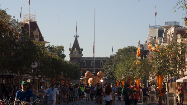 Disneyland Resort, Disneyland, Halloween, Main Street USA