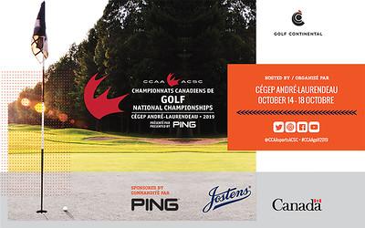 2019 CCAA Golf National Championship