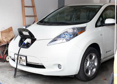 Our All-Electric 2012 Nissan Leaf Car