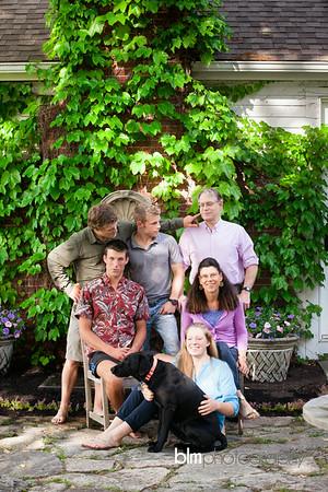 Lehner Family 6.8.14