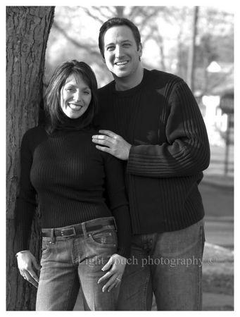 Pete & Gina