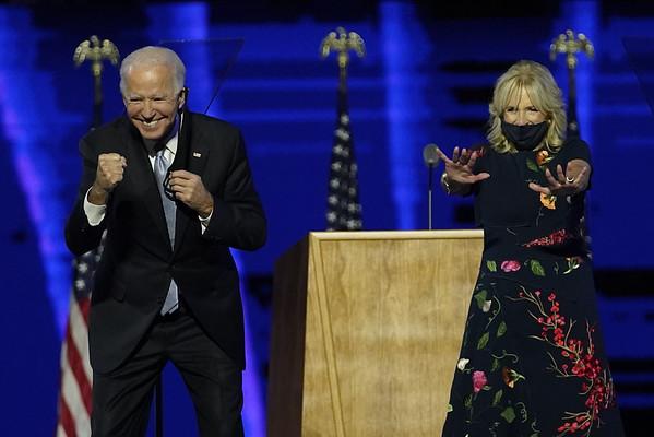 Joe Biden 11-8-20