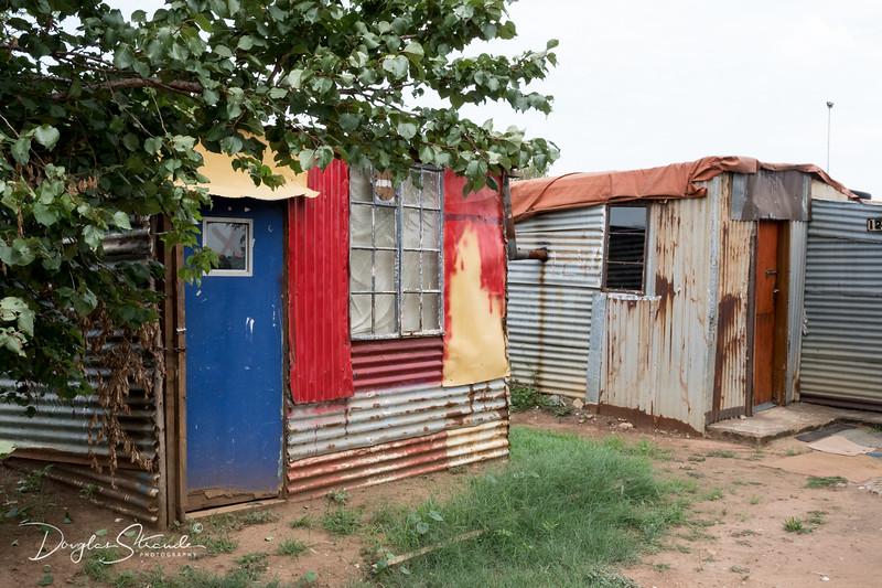 Shantytown Houses