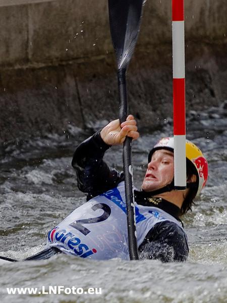 Olympijští pohodáři v Troji - Světový Pohár 2012