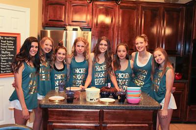 Jilly's 13th birthday