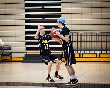 Monarch Unified Basketball 2016