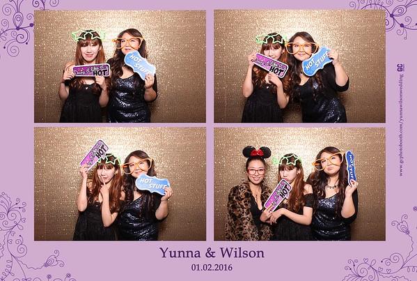 Yunna and Wilson Wedding