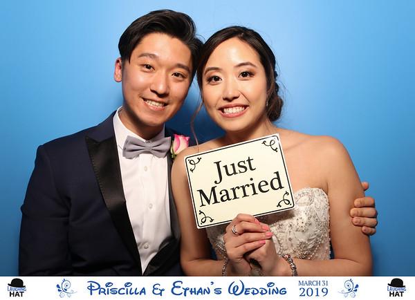 Priscilla & Ethan's Wedding