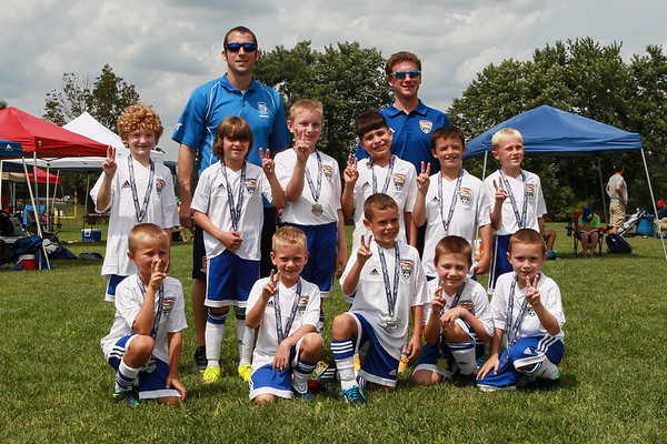 2017 U9 Strikers