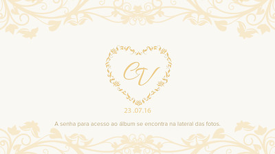 Cinthia&Vitor 23-07-16