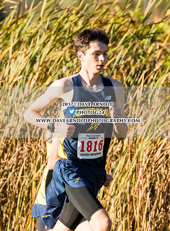 10/4/2017 - Boys JV Cross Country - Needham, Walpole, Braintree