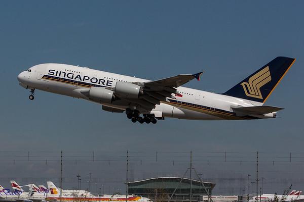 London Heathrow : 29th July 2014