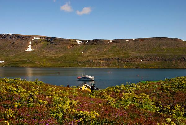 Hesteyri - Aðalvík 2010