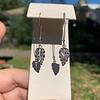 1.50ctw (est) Victorian Leaf Component Earrings 15
