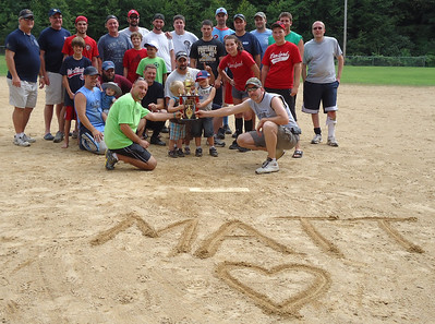 Softball Tournament, Community Park, (Submitted Photo), West Penn (8-29-2012)