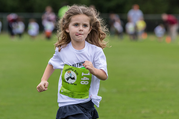 2018 Fall Healthy Kids Running Series