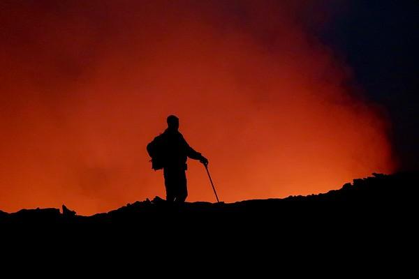 Ethiopia 埃塞 火山