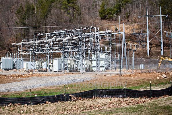 Progress - Electric Department 03-01-12