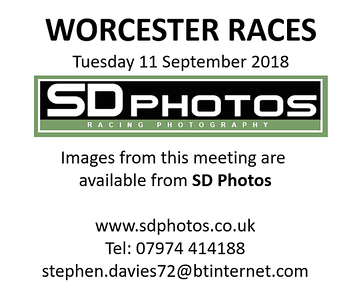 Worcester Races - Tue 11 Sept 2018