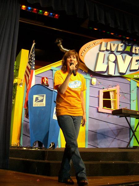 Live it Live!  2007