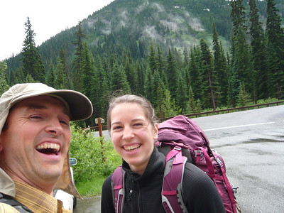 McAlester Pass hike