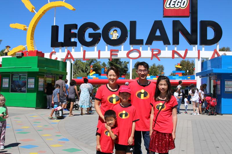Legoland Sept 2018
