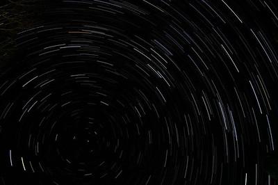 Jacumba Star Trails 11/3/2012