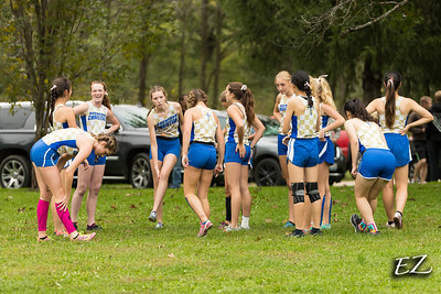 RCS Girls Cross Country 2018