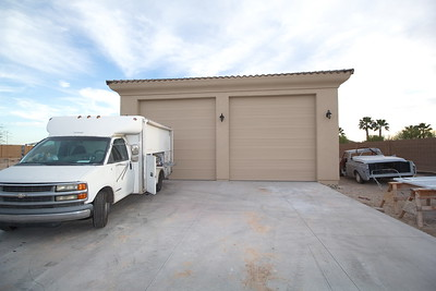 GARAGE WITH 2ND FLR OFFICE - GOODYEAR