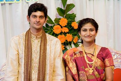 Suresh-Shilpa Wedding Reception