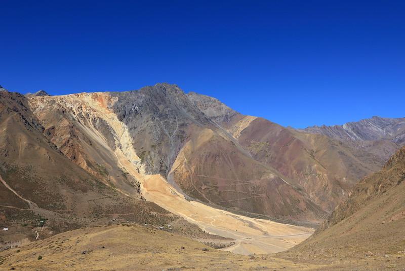 Cajon de Maipo, Chile