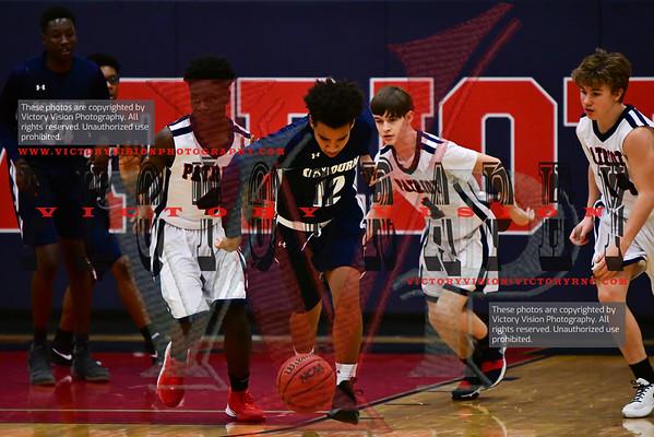 Osbourn @ Patriot Boys Freshmen Basketball 1-28-20