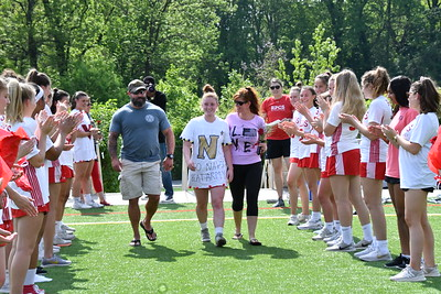 Lacrosse Senior Day