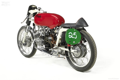 Tini multi cilinder four stroke bikes