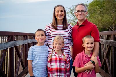The Amos Family 2017
