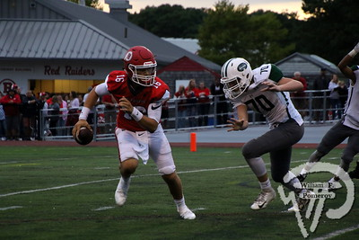 FOOTBALL ■ vs. Dennis-Yarmouth — 9 . 7 - 2018