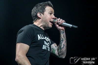 Simple Plan Centre Bell 15-03-17
