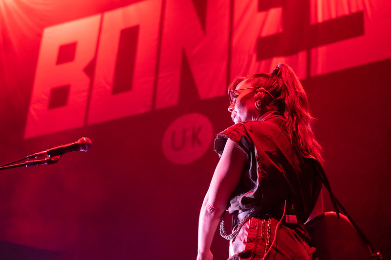 Bones, U.K. opens for Korn and Breaking Benjamin at the Moda Center, February 27, 2020