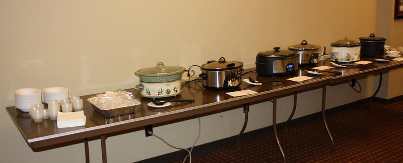Chili Cook Off 2012