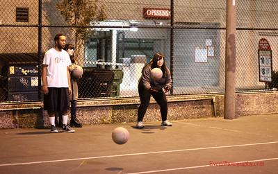 Seattle Dodge Ball 10-16-2013
