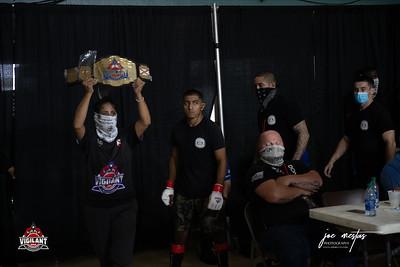 Markavian Williams vs Rudy Isidro