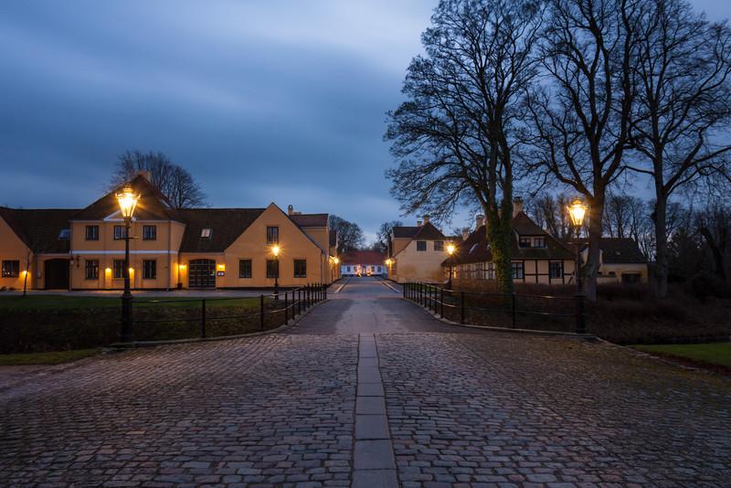 Vallø Evening