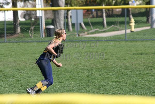 softball v. forreston . 4.29.13