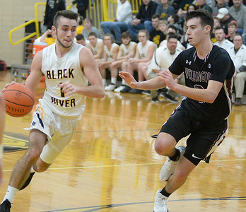 HS Basketball: Wellington @Black River 01182019