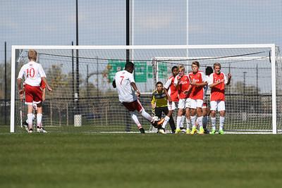 U15 La Roca VS Arsenal Premier  PHOTOS by Shae