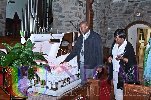 "Wake Keeping - A Celebration of Life, Mrs. Rachael Augudaku Roinsolina Jones Greene ""Abie"" at the Trinity Episcopal Church, Washington, DC, Friday, November 30, 2012 at 7:00PM,"