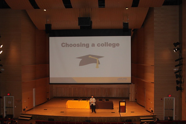 College Awareness Day Spring 2019