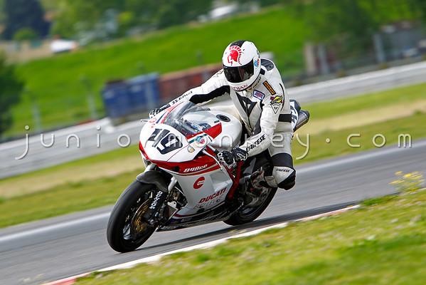 #49 - Red & White Ducati