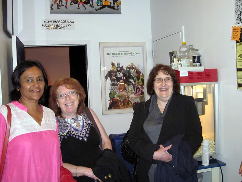 Kavery Kaul, Susan Michalowski and Roberta Mittleman